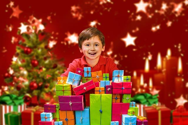 Nosí darčeky Ježiško?